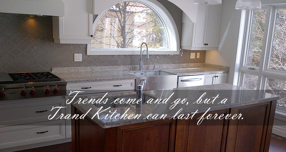 Trand Kitchens Inc Sudbury Ontario